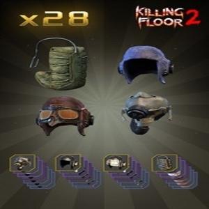Killing Floor 2 WW1 Pilot Gear Cosmetic Bundle
