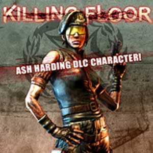 Buy Killing Floor Ash Harding Character Pack CD Key Compare Prices