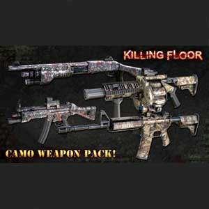 Buy Killing Floor Camo Weapon Pack CD Key Compare Prices