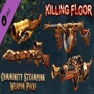 Killing Floor Community Weapon Pack 2