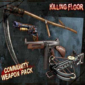 Buy Killing Floor Community Weapon Pack CD Key Compare Prices