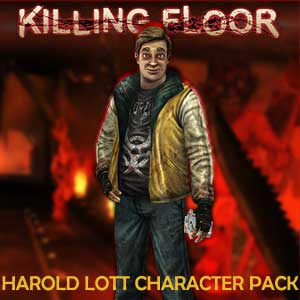 Buy Killing Floor Harold Lott Character Pack CD Key Compare Prices