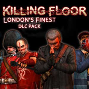 Killing Floor Londons Finest Character Pack