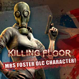 Buy Killing Floor Mrs Foster Pack CD Key Compare Prices