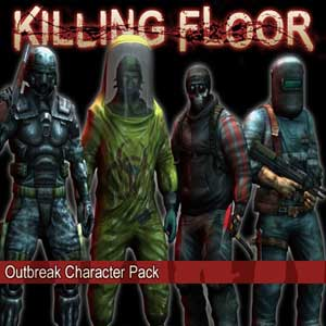 Buy Killing Floor Outbreak Character Pack CD Key Compare Prices