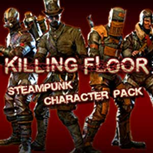 Killing Floor Steampunk Character Pack 1