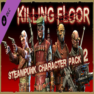 Killing Floor Steampunk Character Pack 2