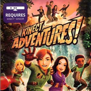 Buy Kinect Adventures Xbox 360 Code Compare Prices