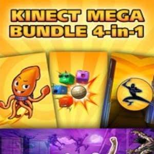 Kinect Mega Bundle 4 in 1