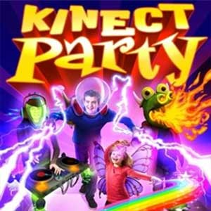 Kinect Party Base Game