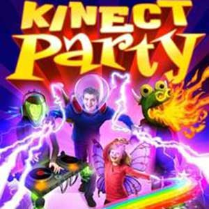 Buy Kinect Party Full Unlock Xbox 360 Code Compare Prices