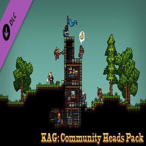 King Arthurs Gold Community Heads Pack