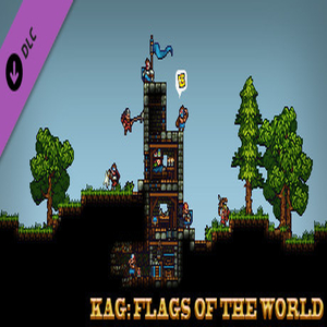 King Arthurs Gold Flags of the World Heads Pack