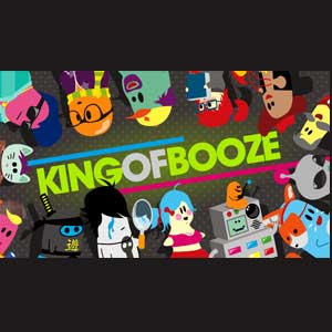 King of Booze Drinking Game