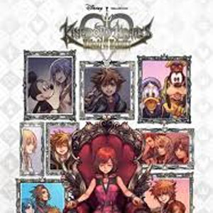 Buy KINGDOM HEARTS Melody of Memory Xbox Series X Compare Prices