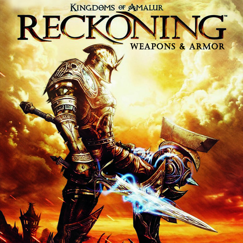 Kingdoms of Amalur Reckoning Weapons & Armor Bundle