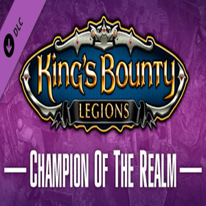 Kings Bounty Legions Champion of the Realm Pack