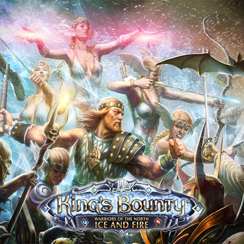 Buy Kings Bounty Warriors Of The North Ice And Fire CD Key Compare Prices