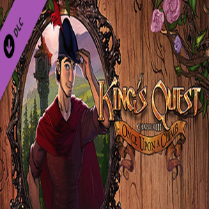 King's Quest Chapter 3 Once Upon a Climb