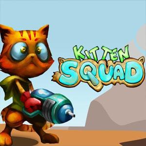 Kitten Squad Costume Megapack