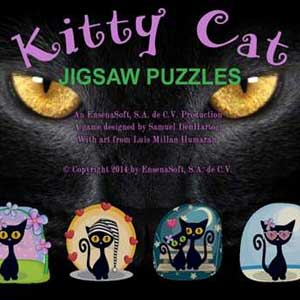 Kitty Cat Jigsaw Puzzles