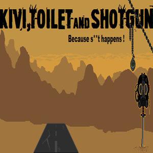 Kivi Toilet and Shotgun