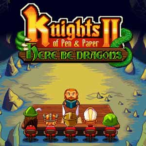 Buy Knights of Pen and Paper 2 Here Be Dragons CD Key Compare Prices