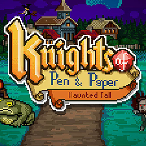 Buy Knights of Pen & Paper Haunted Fall CD Key Compare Prices