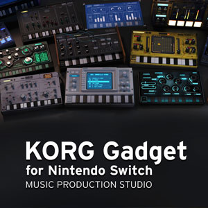 Buy KORG Gadget EBINA Nintendo Switch Compare Prices