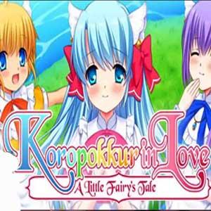 Koropokkur in Love A Little Fairy's Tale