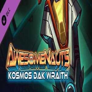 Kosmos DAK Wraith Awesomenauts Droppod