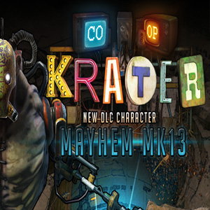 Buy Krater Mayhem Mk 13 Character CD Key Compare Prices