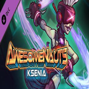 Ksenia Awesomenauts Character