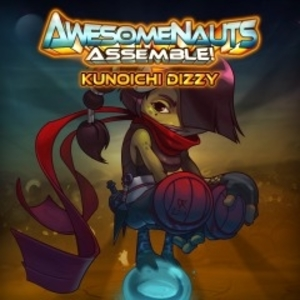 Buy Kunoichi Dizzy Awesomenauts Assemble Skin PS4 Compare Prices