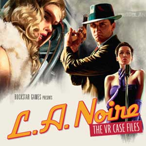 Buy L.A. Noire The VR Case Files CD Key Compare Prices