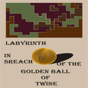 Labyrinth in Search Of the Golden Ball of Twine