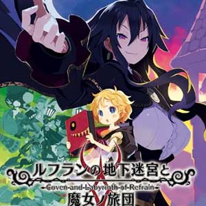 Buy Labyrinth of Refrain Coven of Dusk PS4 Compare Prices