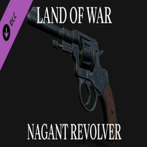 Land of War Nagant Revolver