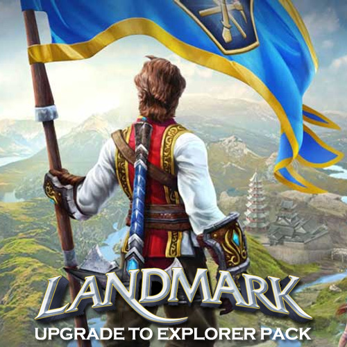 Buy Landmark Upgrade to Explorer Pack CD Key Compare Prices