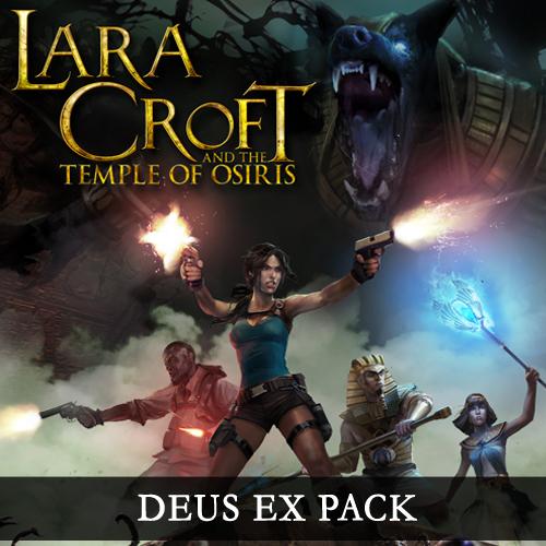 Lara Croft and the Temple of Osiris Deus Ex Pack