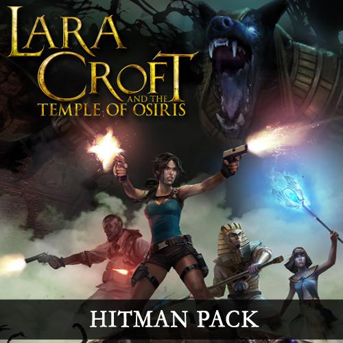 Lara Croft and the Temple of Osiris Hitman Pack