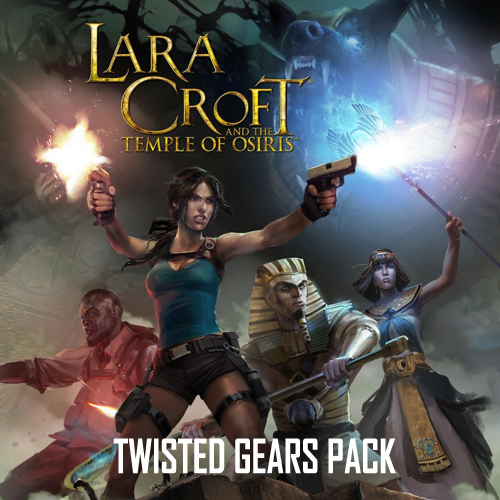 Buy Lara Croft and the Temple of Osiris Twisted Gears Pack CD Key Compare Prices