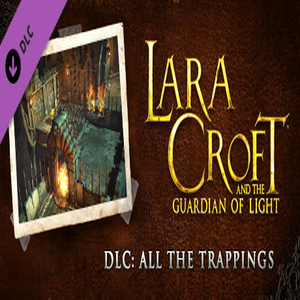 Lara Croft GoL All the Trappings Challenge Pack 1