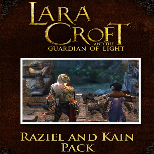 Buy Lara Croft GoL Raziel and Kain Character Pack CD Key Compare Prices