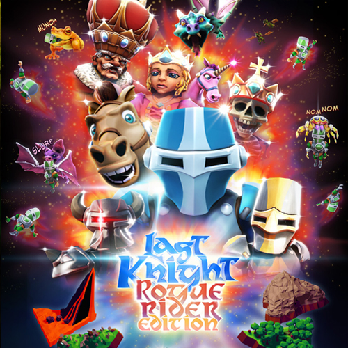 Buy Last Knight Rogue Rider CD Key Compare Prices