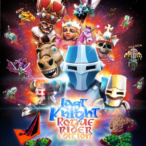 Last Knight Rogue Rider