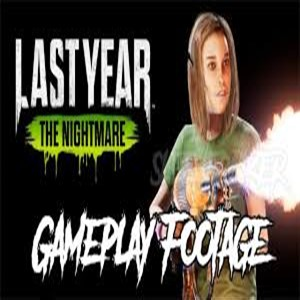 Buy Last Year The Nightmare CD Key Compare Prices