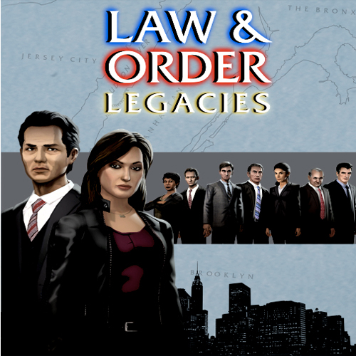 Buy Law & Order Legacies CD Key Compare Prices