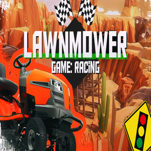 Lawnmower Game Racing
