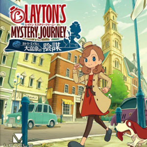 Buy LAYTONS MYSTERY JOURNEY Lady Layton Nintendo 3DS Compare prices